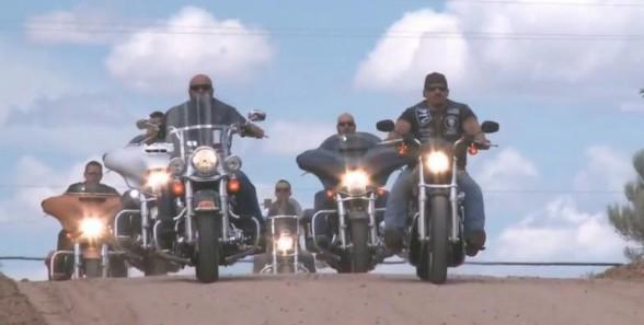 Οι μοτοσικλετιστές εκδικητές !