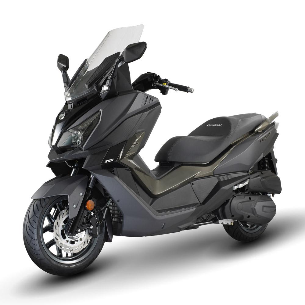 scooter sym cruisym 300i f4 abs new motorin service sym scooter service modenas sevice daytona. Black Bedroom Furniture Sets. Home Design Ideas