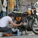 5 πράγματα που ΔΕΝ πρέπει να κάνεις στη μοτοσικλέτα σου.