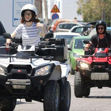 Η απάντηση του Σ.Ε.Α.Α για τις απαγορεύσεις των τετράτροχων μοτοσυκλετών.