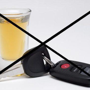 Δεν υπάρχει ποσότητα αλκοόλ στο αίμα που να θεωρείται ακίνδυνη για την οδήγηση.